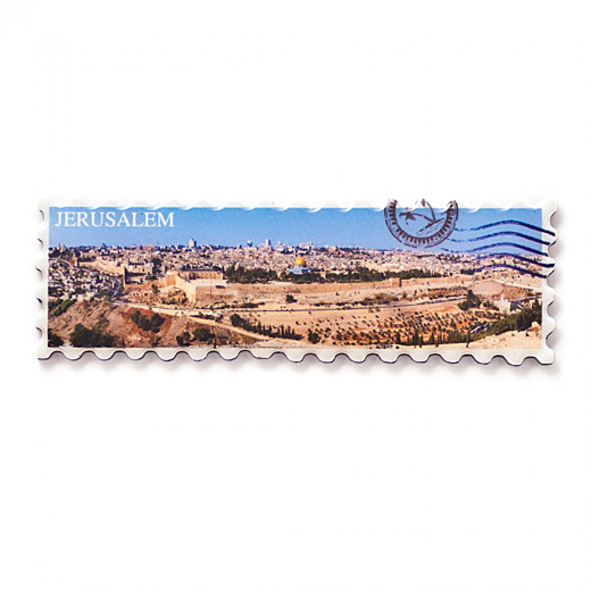3D COLORFUL PHOTO FRAME - ISRAEL