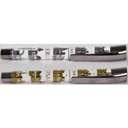 Jerusalem Gold & Silver Set Pen