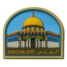 3D Magnet - Dome of the Rock