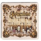 Retro Magnet - The Western Wall