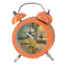 Mini Alarm Clock - Israel Map