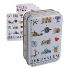 Jerusalem Expression Playing Cards