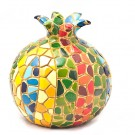 Pomegranate Mosaic - Colorful Rosh Hashanah!