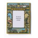 3D COLORFUL PHOTO FRAME - JERUSALEM