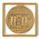 Bar Kochba Coin Bookmark